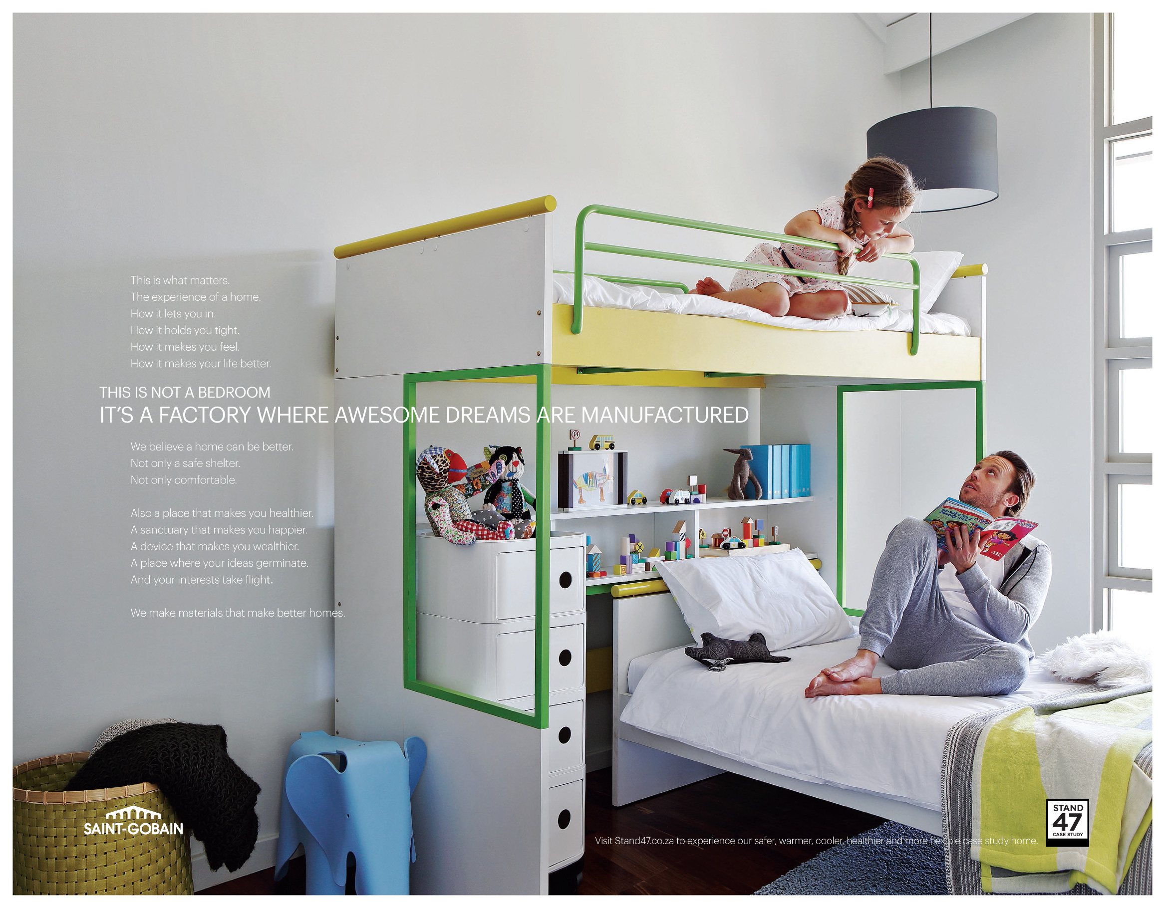 Sain-Gobain_Bedroom